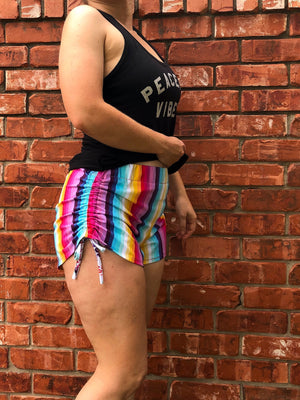 Run in the Sun Shorts PDF Pattern Women XXS-XXXL