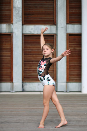 On Pointe Leotard PDF Pattern 2T-14yrs
