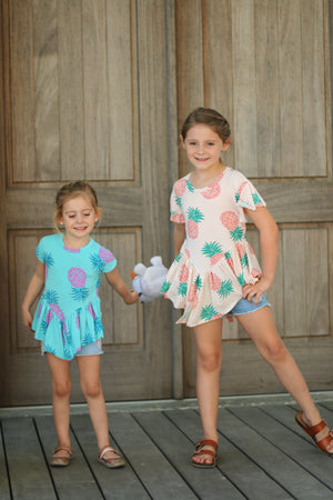 At First Glance PDF Pattern Girls 2T-14yrs