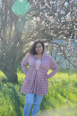 After the Rain PDF Pattern Women XS-XXXL