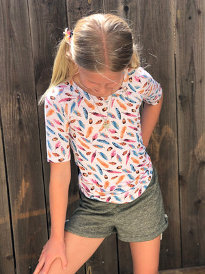 Keep Your Cool PDF Pattern Girls 2T-14YRS