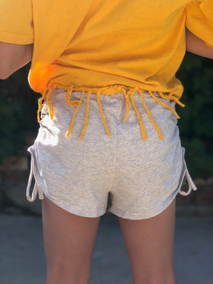 Run in the Sun Shorts PDF Pattern Girls 2T-14yrs