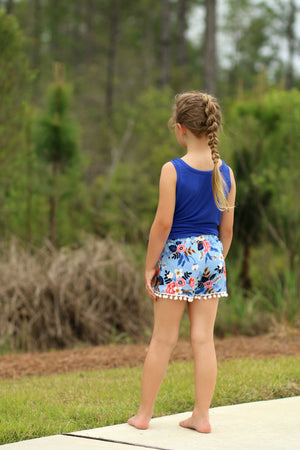 Coachella Shorts PDF Pattern 6m-14yrs