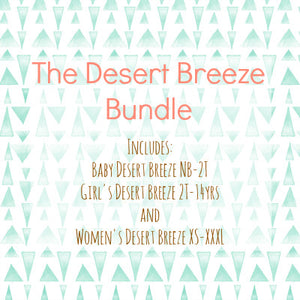 The Desert Breeze Bundle (all sizes)