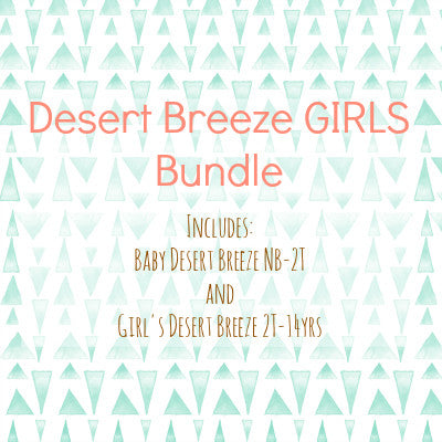 Desert Breeze GIRLS Bundle