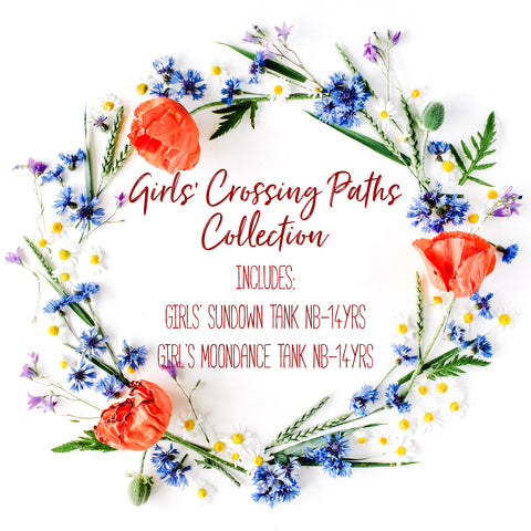 The Girls' Crossing Paths Collection Bundle