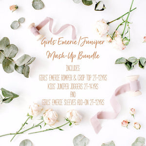 Girls' Emerie/Juniper Mash-Up Bundle