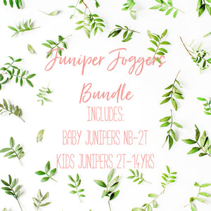 Juniper Joggers Bundle