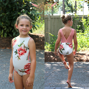 Raise the Barre Leotard PDF Pattern 2T-14