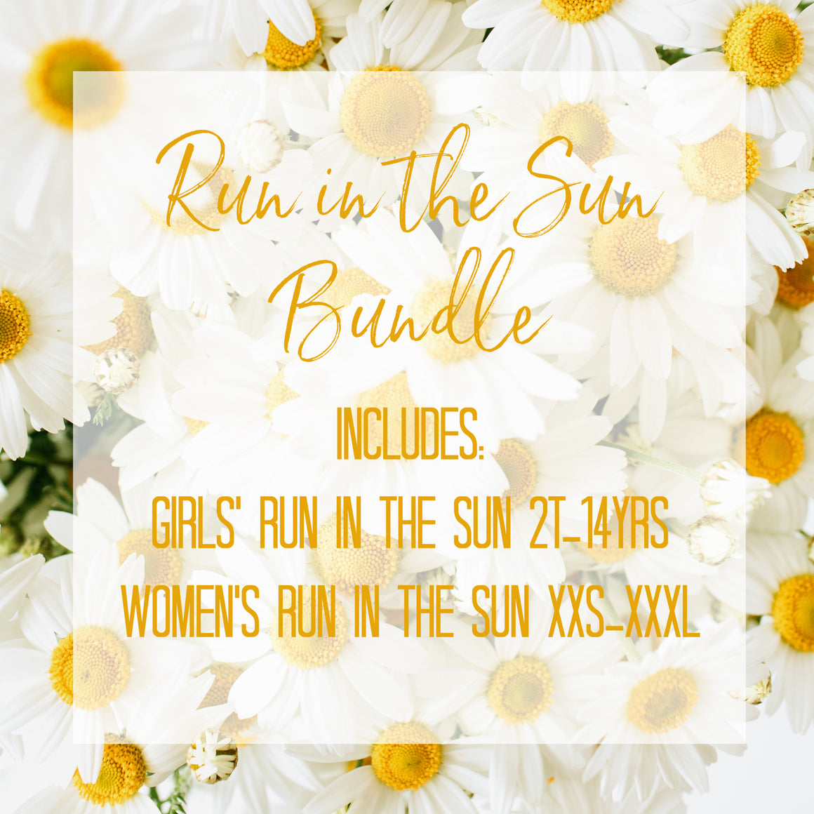 Run in the Sun Bundle