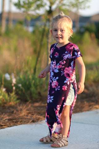 Shorewalk PDF Pattern Girls 2T-14yrs
