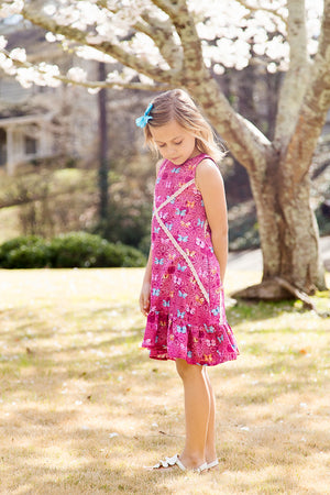 Songbird PDF Pattern Girls 18m-14yrs