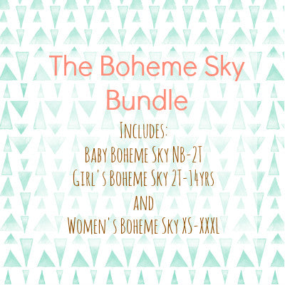 The Boheme Sky Bundle (all sizes)