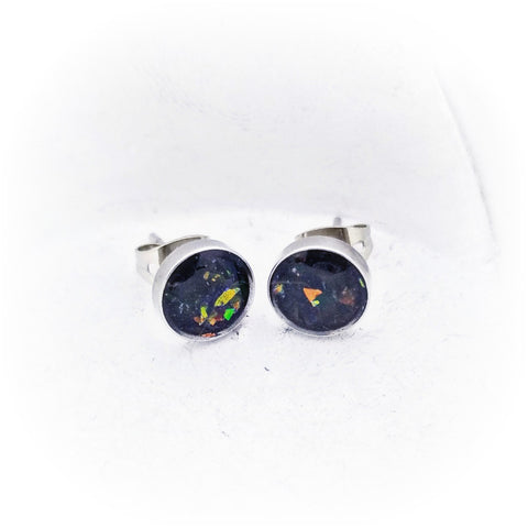 Stud Cremation Earrings