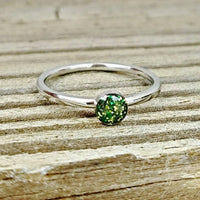 4mm Stackable Cremation Ring