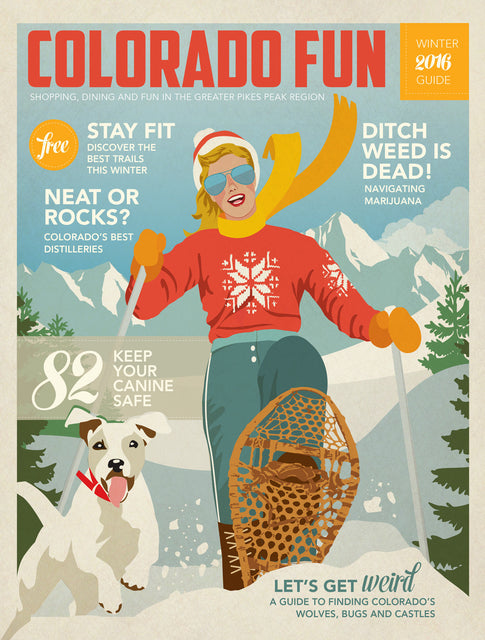 SEEN & HEARD - COLORADO FUN GUIDE - WINTER 2016