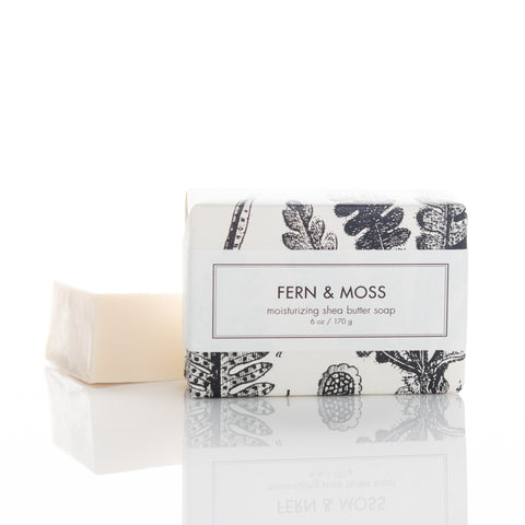 Fern & Moss Shea Butter Soap