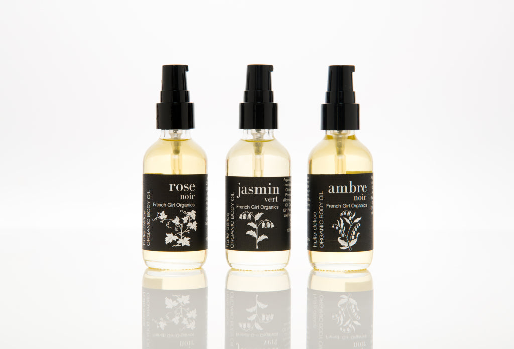 french girl organics body oils