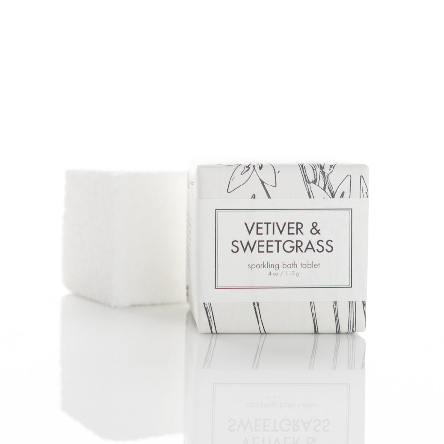vetiver and sweetgrass