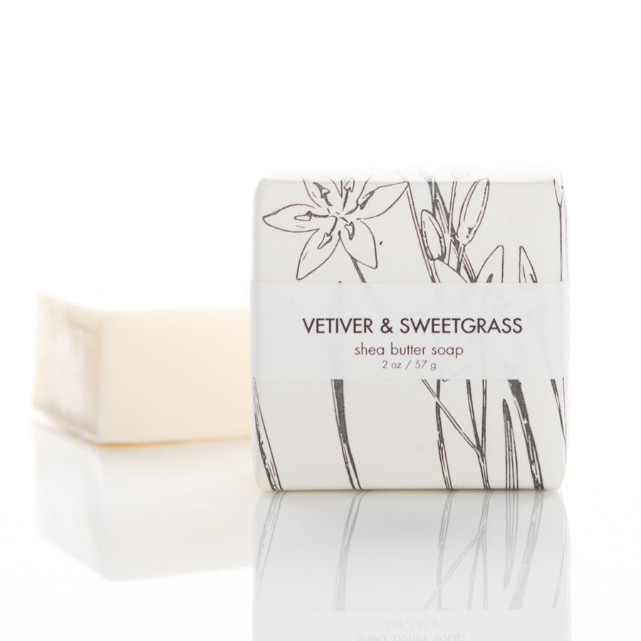 vetiver soap