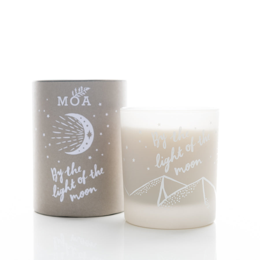 Magical Organic Apothecary Candle