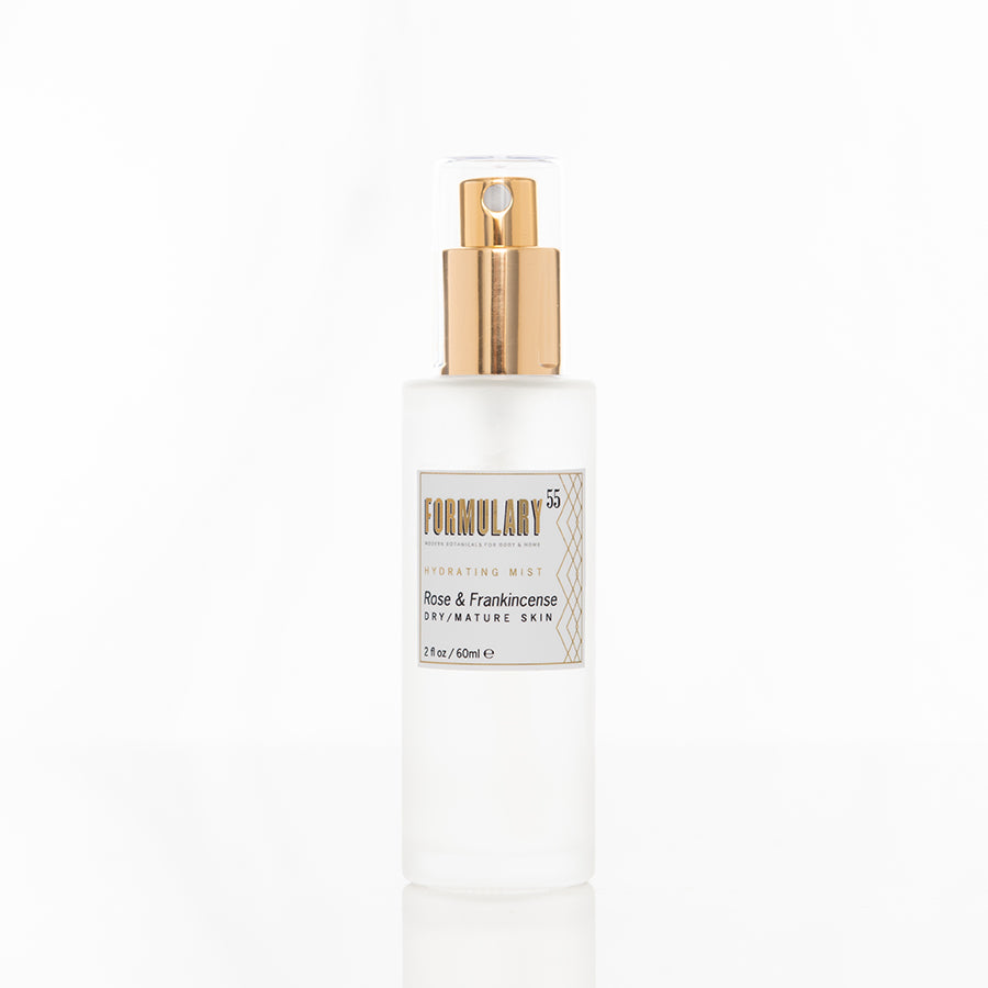 NEW! Rose & Frankincense - Hydrating Facial Mist