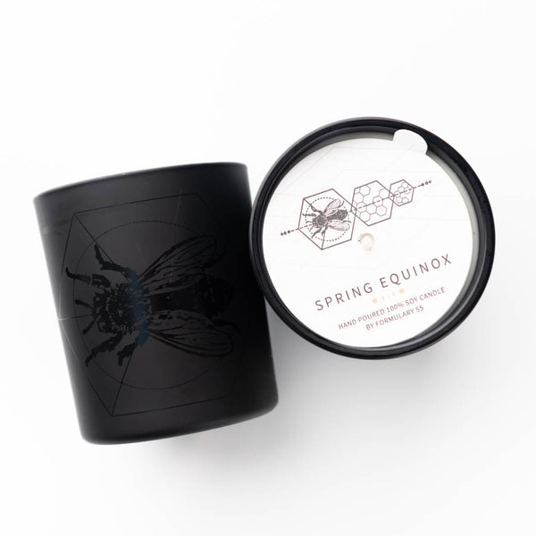 SEASONS COLLECTION - Spring Equinox Candle