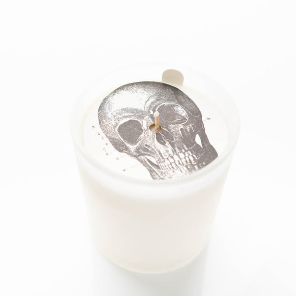 La Nuit Skull Candle by Formulary 55