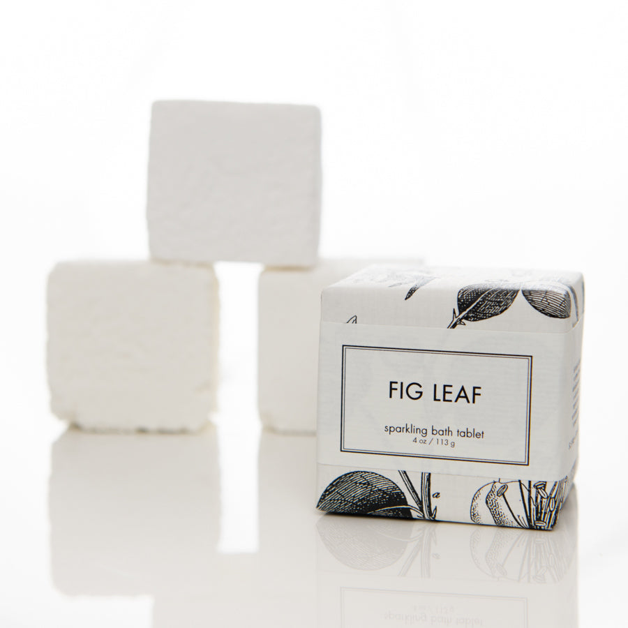 Fig bath bomb by Formulary 55