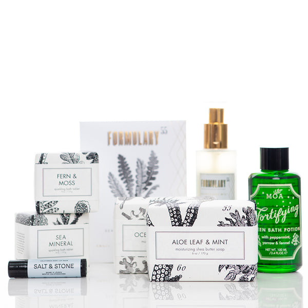 Self Care Gift Set from Formulary 55