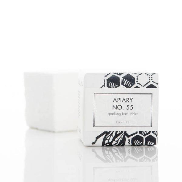 Apiary No. 55 Bath Tablet