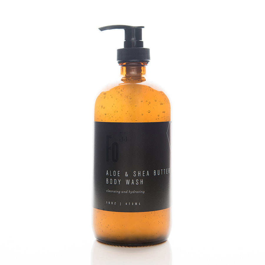 Modern Men's Care Aloe & Shea Butter Body Wash