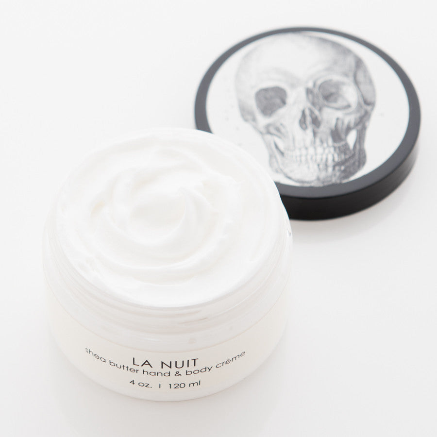 SHEA BUTTER HAND CREME TESTER- La Nuit