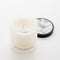 FORMULARY 55 FROSTED GLASS CANDLE - GARDENIA BLOSSOMS