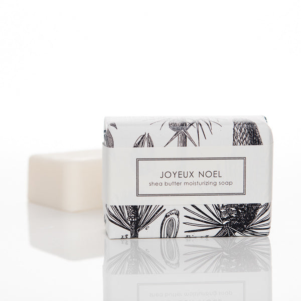 Holiday Shea Butter Bath Bar - Joyeux Noel