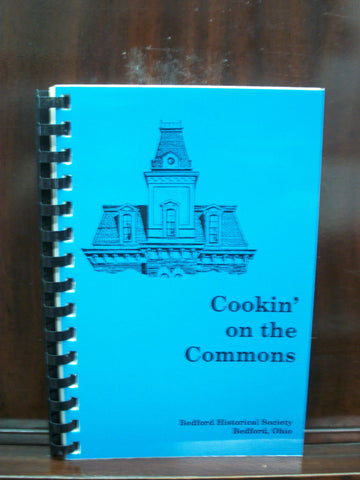 Book - Cookin' on the Commons