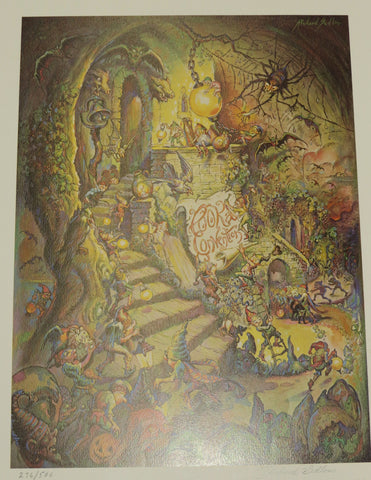 Richard Sedlon - Pooka Convention Print - Unsigned
