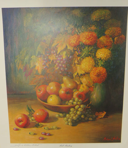 Richard Sedlon - Fantasy Print - Signed