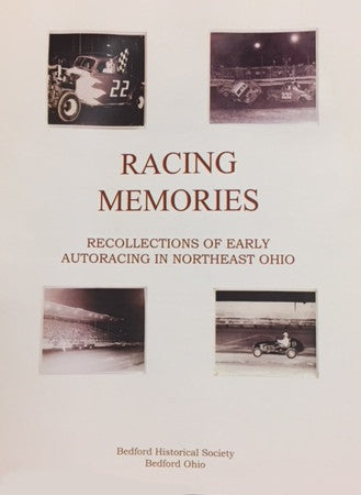Book - Racing Memories