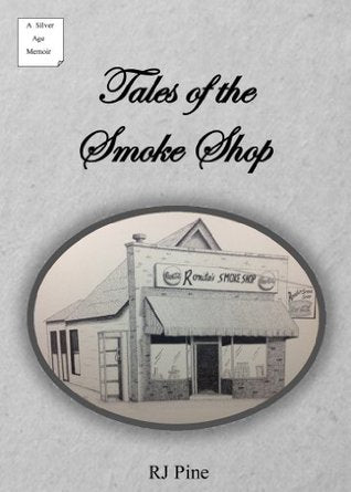 Book - Tales of the Smoke Shop
