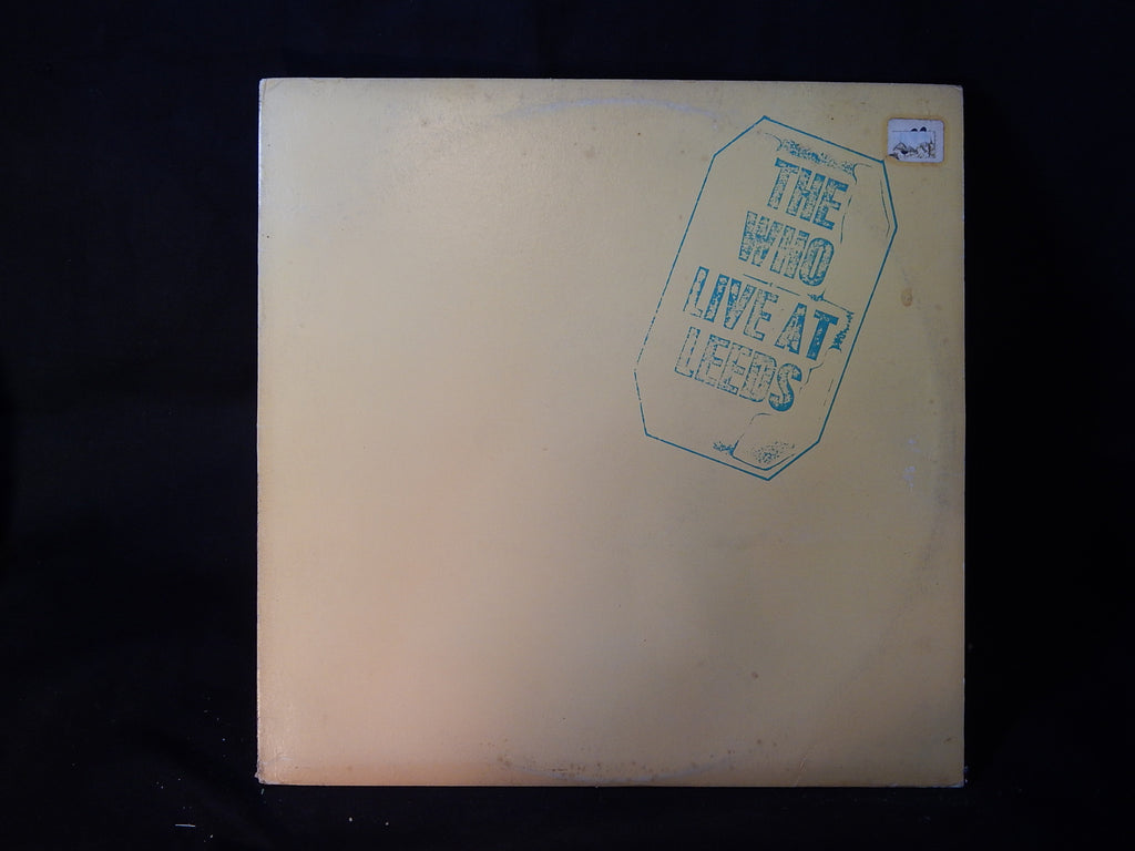 THE WHO - Live At Leeds (LP)