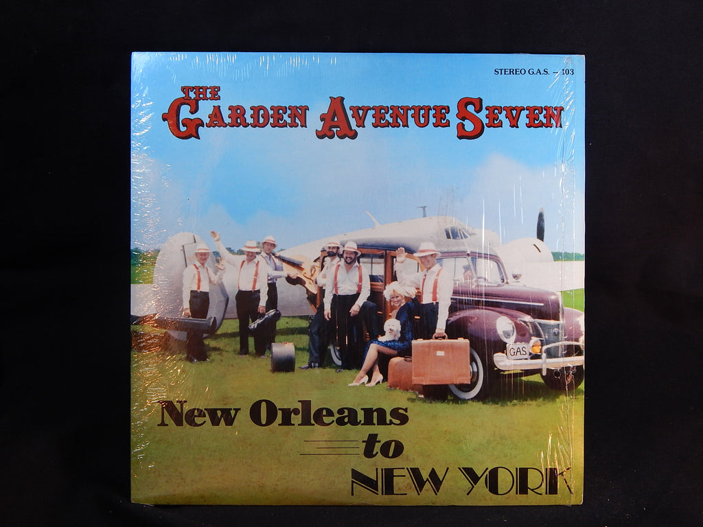 THE GARDEN AVENUE SEVEN - New Orleans To New York G.A.S.