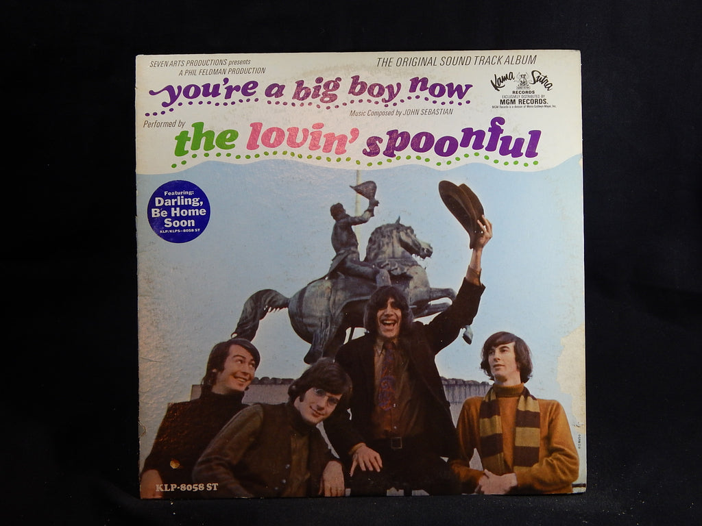 THE LOVIN' SPOONFUL - You're A Big Boy Now (LP)