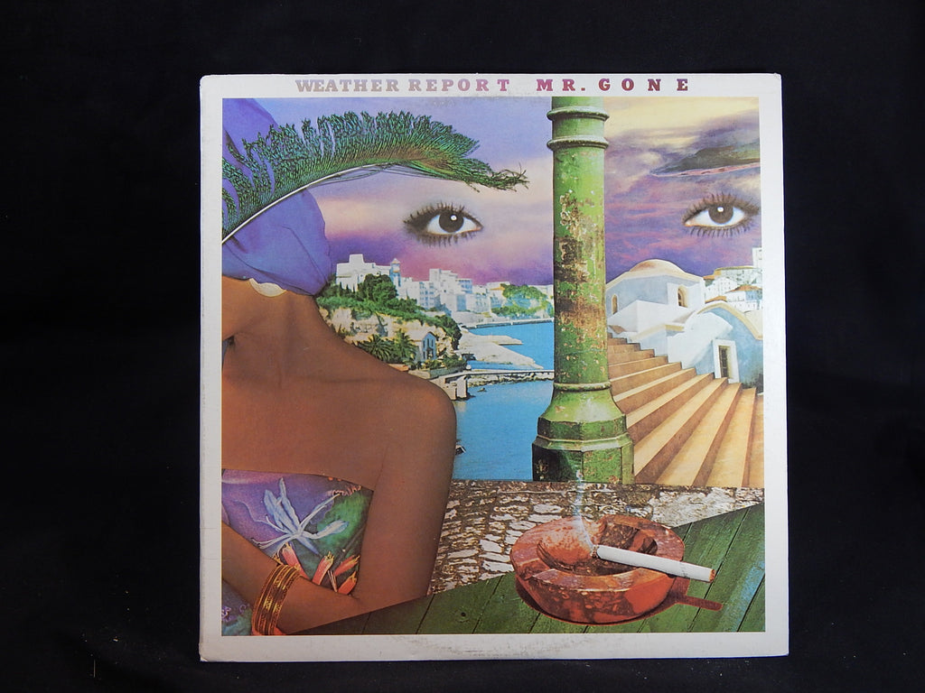 WEATHER REPORT - Mr. Gone (LP)