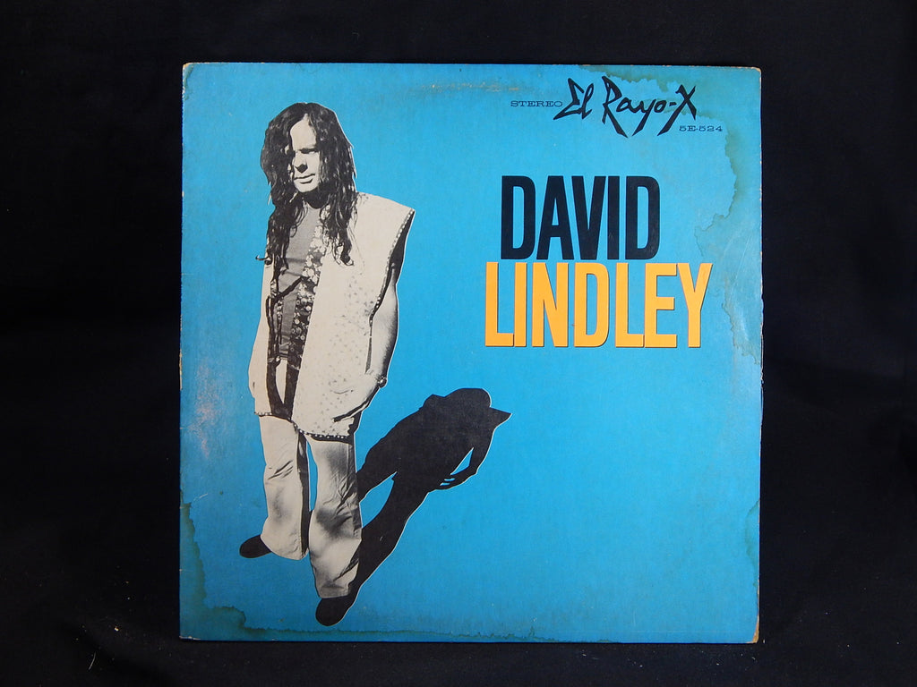 DAVID LINDLEY - El Rayo-X (LP)