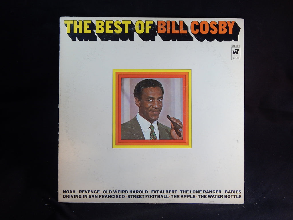 Bill Cosby - The Best of Bill Cosby (LP)