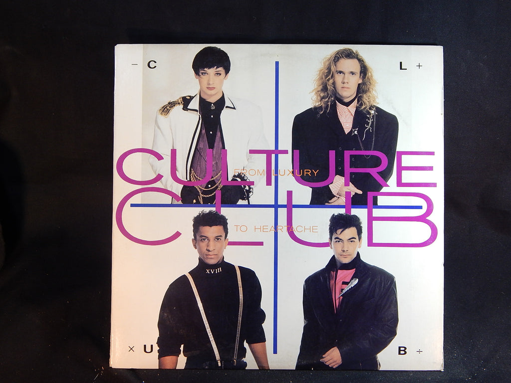 Culture Club - From Luxury to Heartache (LP)