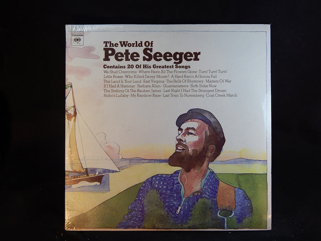 Pete Seeger - The World of Pete Seeger (LP)