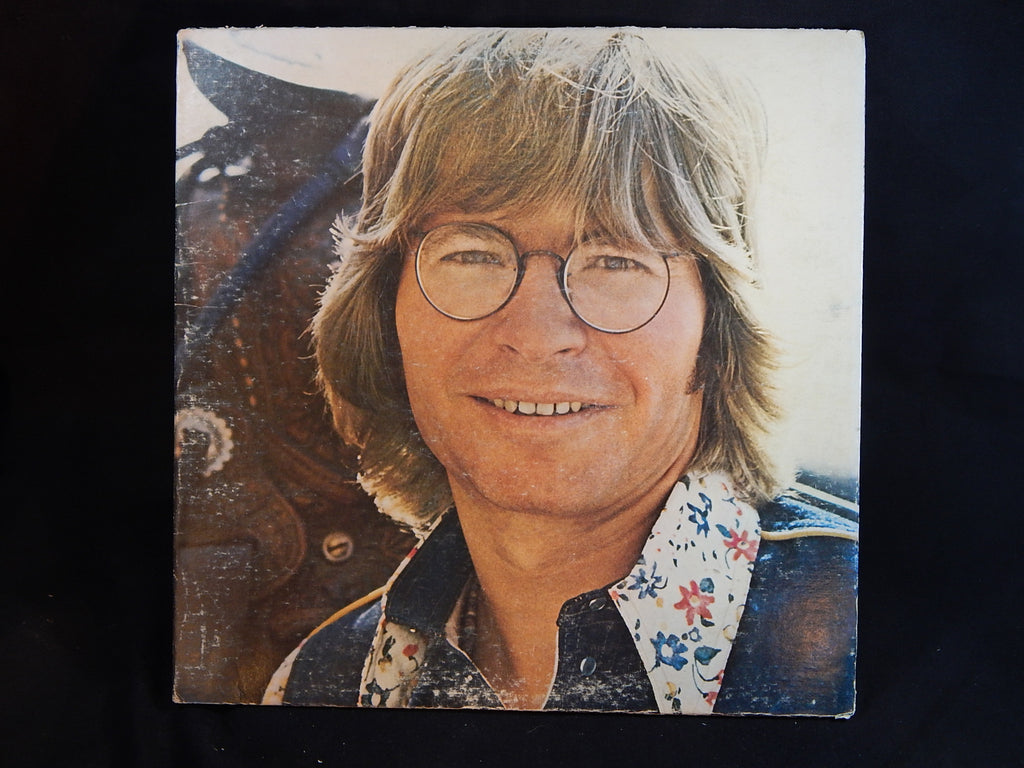 JOHN DENVER - Windsong (LP)