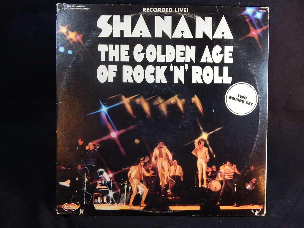 SHANANA - The Golden Age Of Rock 'N' Roll (LP)